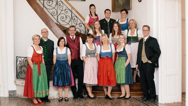 Das Team von Wolfgangsee Tourismus